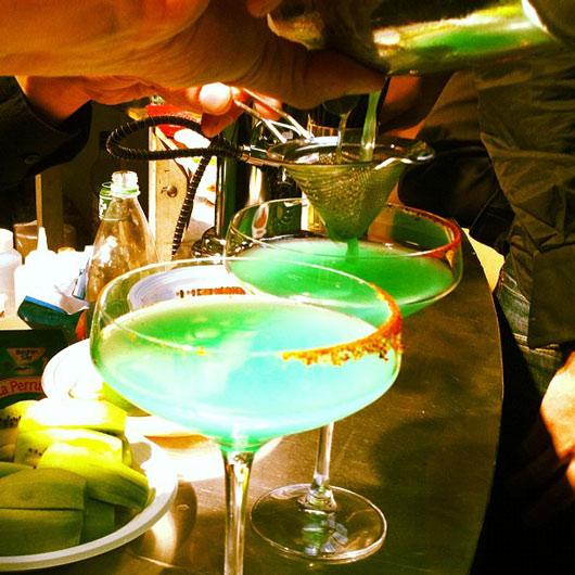 Le 21 juin f te de la musique get 27 et eristoff for Cocktail get 27