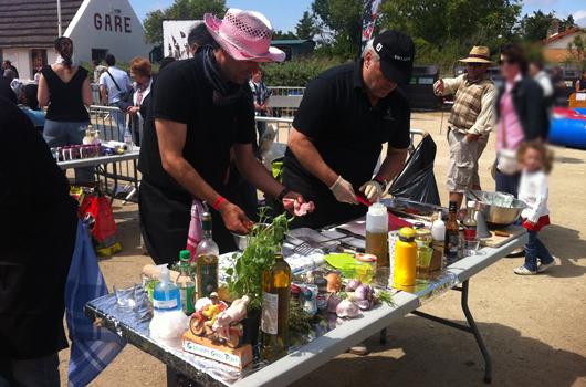 participants-festival-barbecue