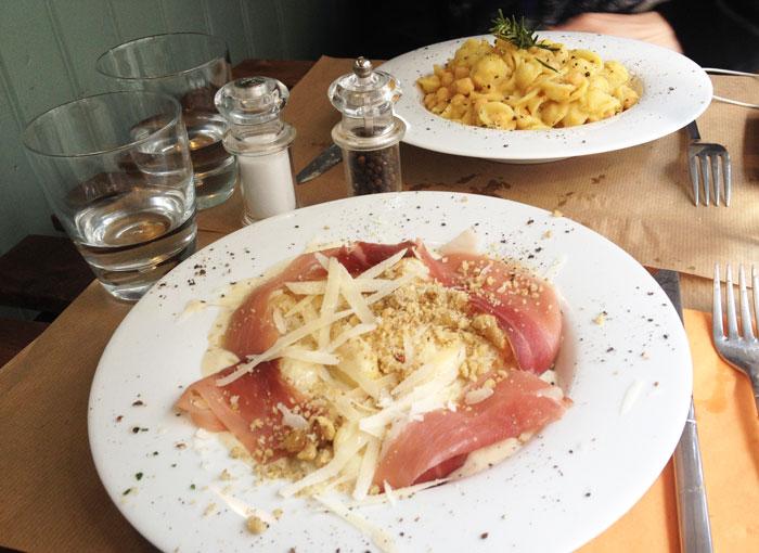gnocchi-speck-noix-gorgonzola